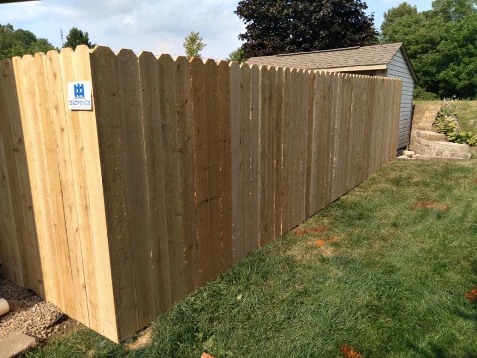 fence company in jackson wi, jackson wi fence installation company, fence installation in jackson