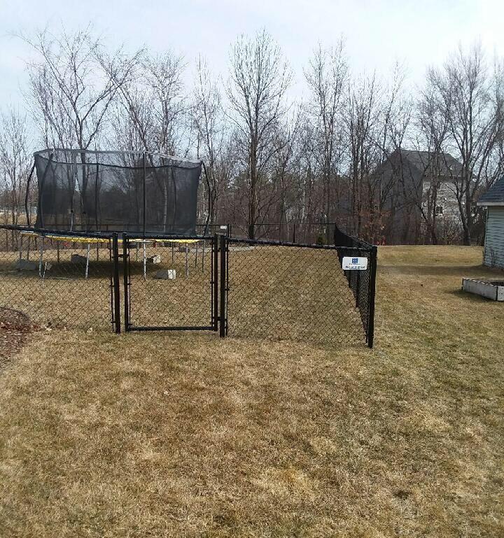d&d fence, west bend fence, fence installation west bend