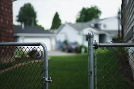 chain link fence gate installation, West Bend chain link gate, chain link fence and gate in West Bend