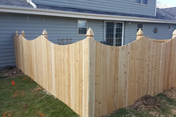 wood fence installation west bend, west bend fence company, install fence west bend