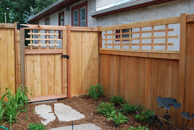 gate installation in West Bend, West Bend gate and fence installation, fence entrance way installation in West Bend